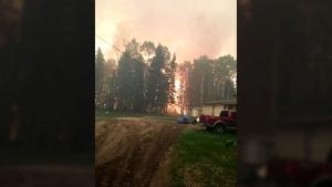 CTV Saskatoon: Wildfires still raging
