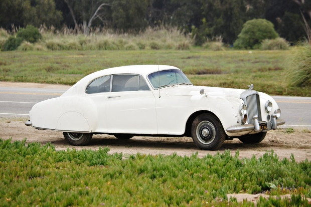 Bentley R-Type Continental Fastback