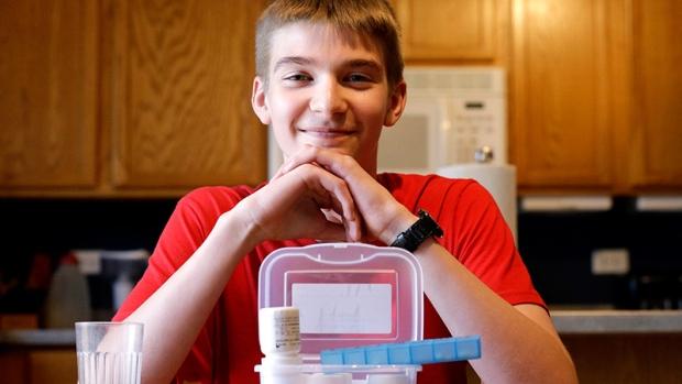 Diabetes study Hayden Murphy