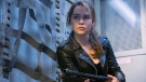 Emilia Clarke as Sarah Connor, in 'Terminator Genisys,' from Paramount Pictures and Skydance Productions. (Melinda Sue Gordon / Paramount Pictures)