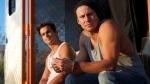 Matt Bomer as Ken, and Channing Tatum as Mike in Warner Bros. Pictures', 'Magic MikeXXL,' a Warner Bros. Pictures release. (Claudette Barius / Warner Bros. Pictures)