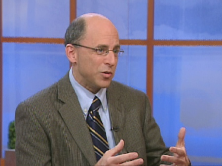 Dr. Thomas Hudson, Ontario Institute for Cancer Research, speaks on CTV's Canada AM on Friday, Nov. 7, 2008.