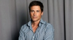Actor Rob Lowe poses for a portrait in New York, April 25, 2012. (AP / Amy Sussman)