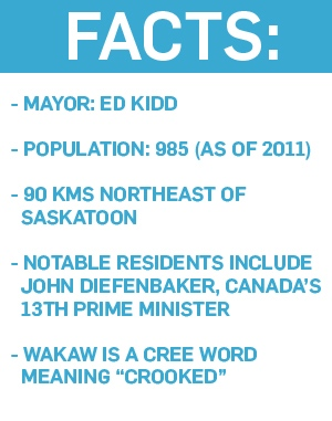 Wakaw Facts