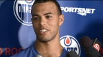Darnell Nurse has donated $5,000 to the Edmonton Food Bank.