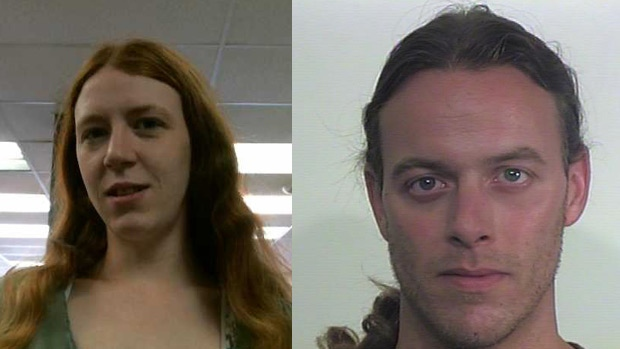 Maryanne Blanchfield, 24, and Andrew O'Coin, 33,