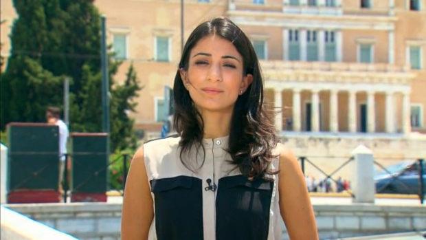 Canada AM: Daniele Hamamdjian in Athens | CTV Ottawa News