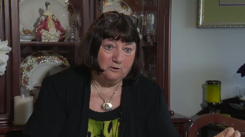 Diane Walker will soon be reunited with family members who stayed in California after the Halifax Explosion.