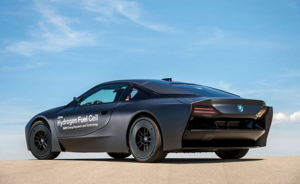 bmw i8 hydrogen fuel cell prototype unveiled ctv news. Black Bedroom Furniture Sets. Home Design Ideas