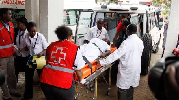 Attack in Kenya