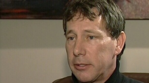 Daniel P. Reeve speaks with CTV News in this undated image taken from video.