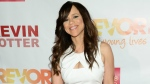 Actress Rosie Perez attends TrevorLIVE New York to benefit The Trevor Project at the Marriott Marquis, in New York on June 15, 2015. (AP / Invision / Evan Agostini)