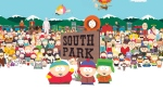 This image released by Comedy Central shows the cast of the animated series, 'South Park.' (AP Photo/Comedy Central)