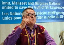 Innu Chief Charles Pietacho