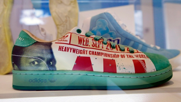 A shoe from The Rise of Sneaker Culture
