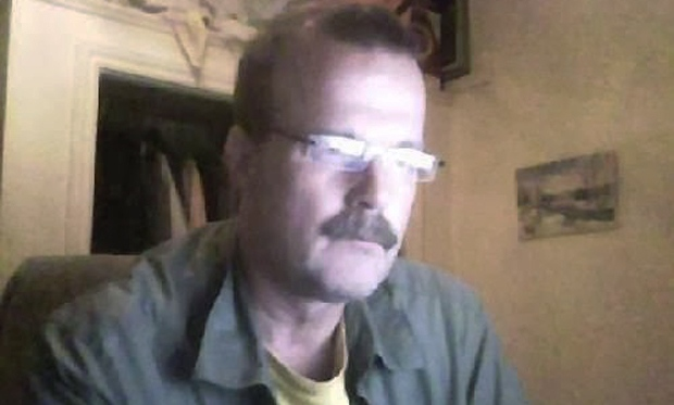 John Stone, 54, is seen in a photo from his Google+ page.