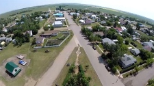 Delia, Alberta, Village of Delia, small town, rura