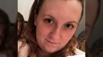 Police in Quebec have confirmed that a body discovered in Hinchinbrooke, Que., is missing LaSalle mother 22-year-old Samantha Higgins.