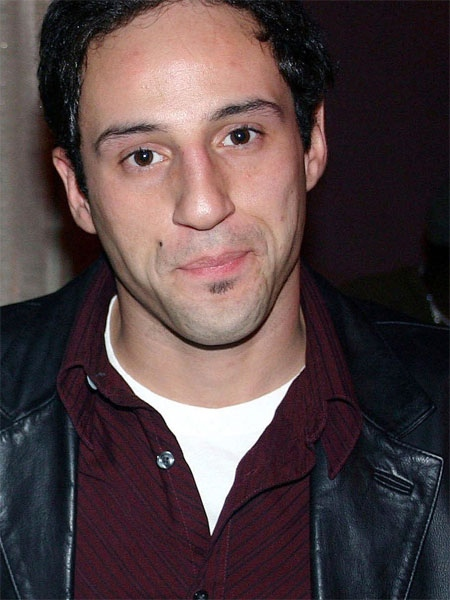 This Feb. 25, 2005 file photo shows Lillo Brancato, Jr. in New York. (AP / David Greene, file)