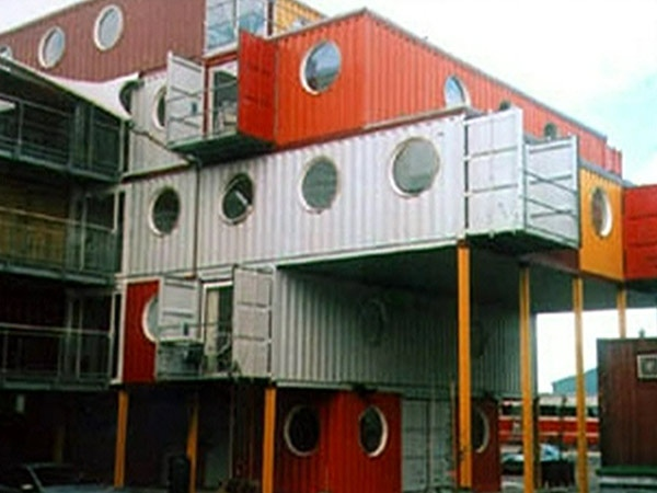 The Whistler container housing project fell through in mid-September when the US builder failed to get financing.