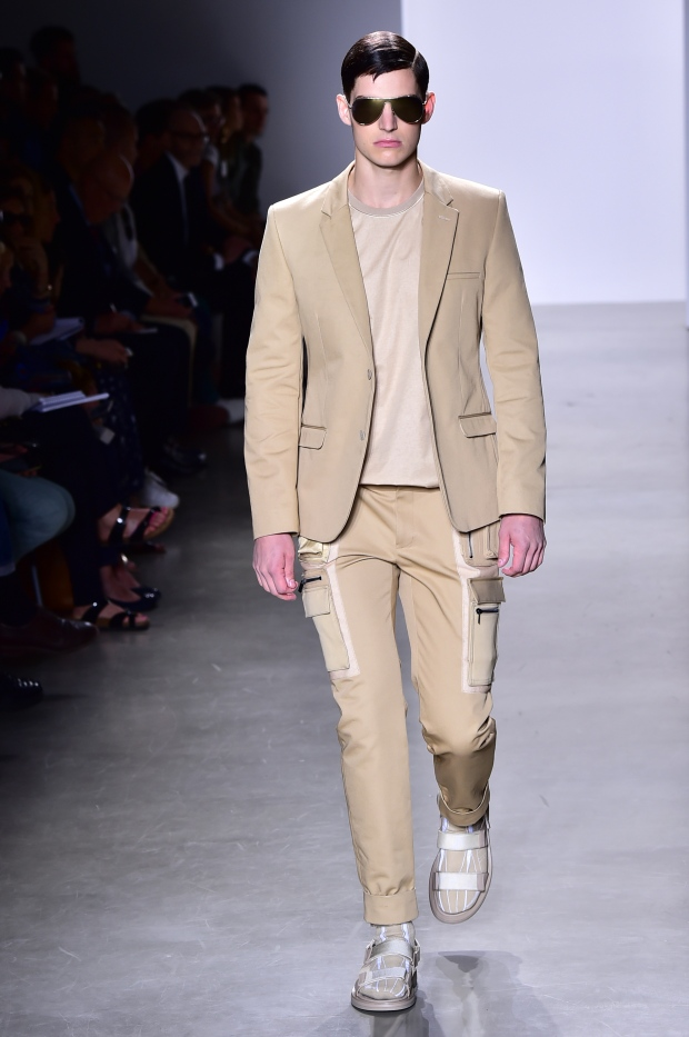 First Ever New York Men 39 S Fashion Week Hits The Runway