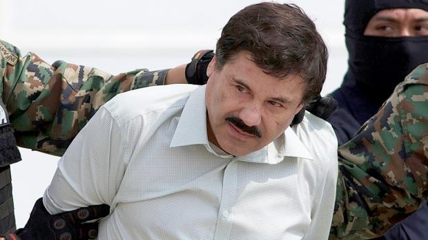 Joaquin 'El Chapo' Guzman escapes Image