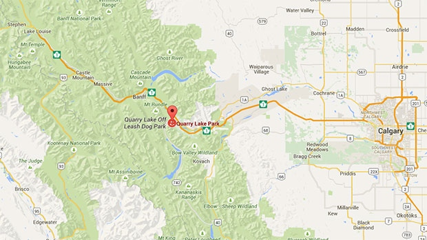 Calgary man drowns at Canmore's Quarry Lake