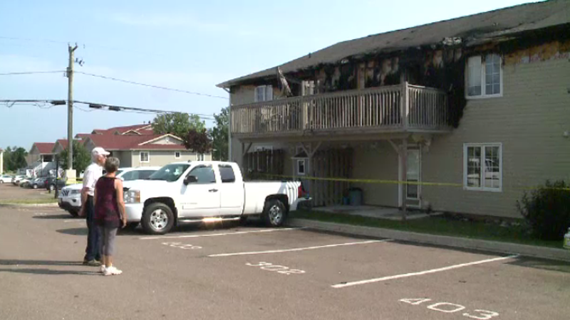Dealerships Open On Sunday >> Fire forces evacuation of Shediac apartment building | CTV ...