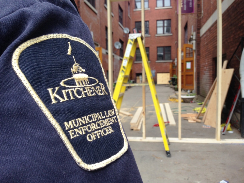 Downtown Kitchener Apartment Building Condemned 12