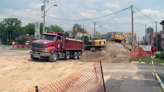 When Will Homer Watson Be Closed Construction Kitchener