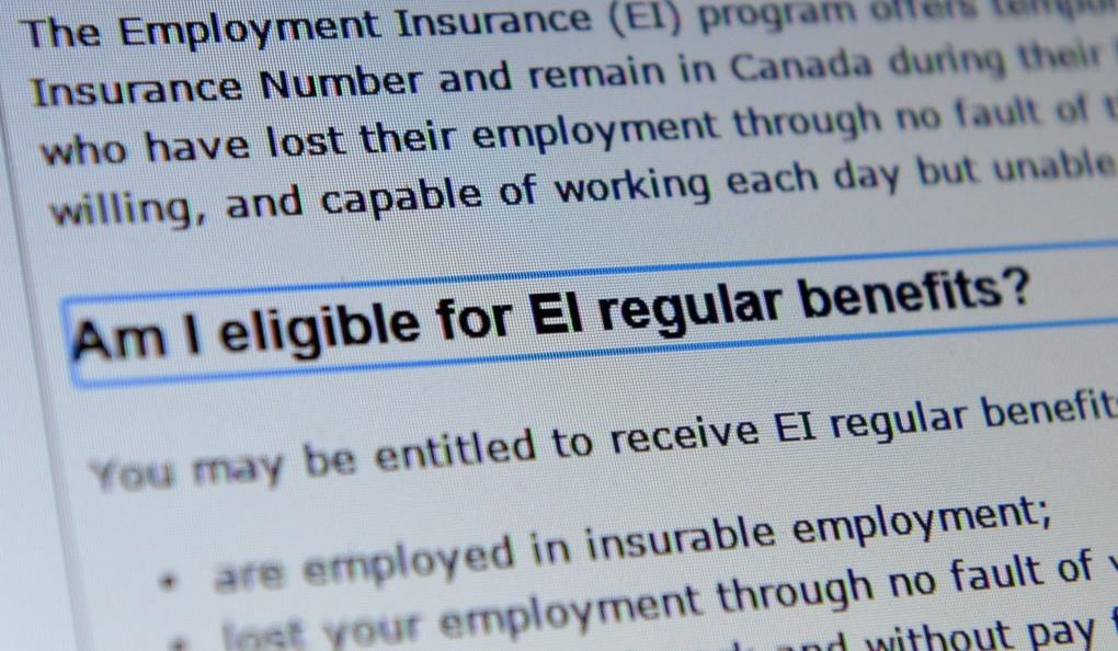Employment insurance