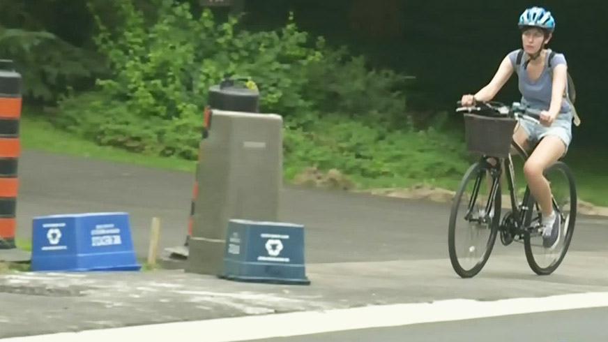 CTV Kitchener: Bike lanes called confusing