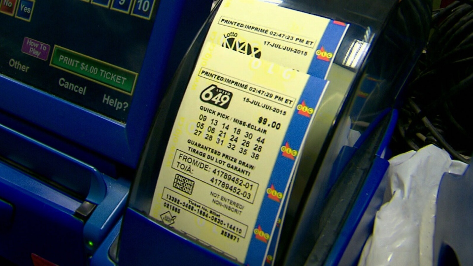 The winner of Canada's largest lottery jackpot will be unveiled in Toronto.