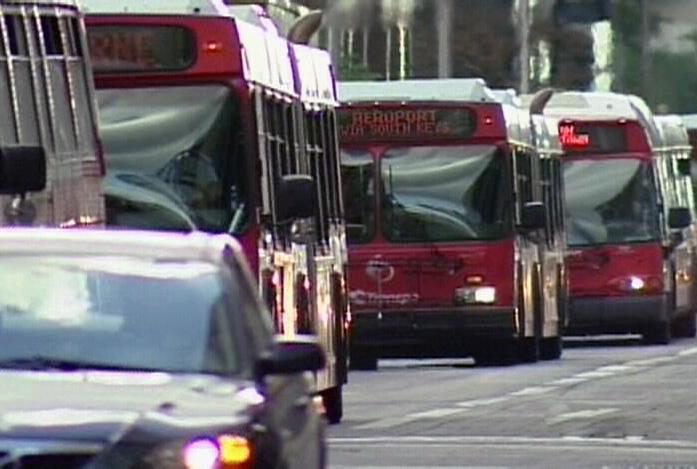 Ottawa's latest transit plan calls for millions of dollars in bus improvements.