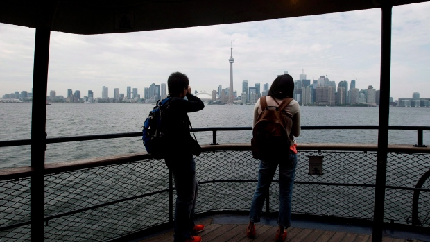 Toronto, skyline