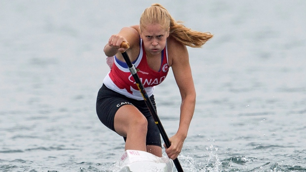 Laurence Vincent-Lapointe Pan Am Games ticket sales cross 900K mark CTV News