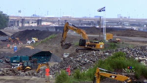 CTV Montreal: Major work on Turcot