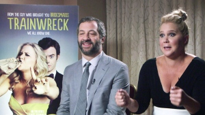 Canada AM: Judd Apatow, Amy Schumer on Trainwreck