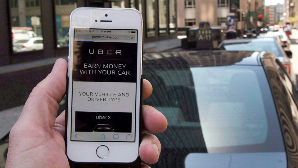 Quebec to hold public hearings on Uber | CTV Montreal News