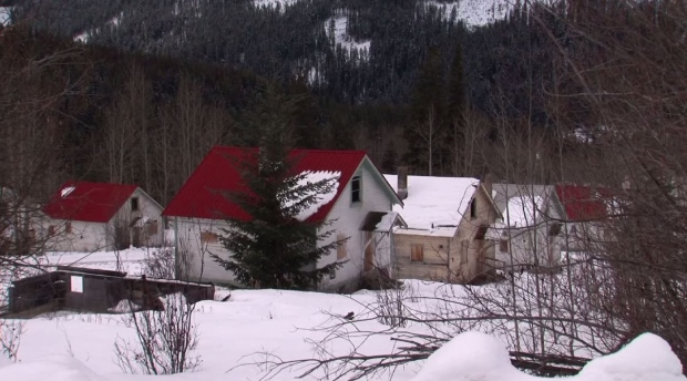 The abandoned mining town in the Bridge River Valley north of Pemberton was sold six months ago to a Chinese investment firm for $995,000, but a plan to turn it into a recreational destination fell through. Bradian contains 22 buildings in various states of disrepair, most built in the 1930s. The 50-acre town was home to workers at the nearby Bralorne gold mine. After the mine closed in 1971, all the workers and their families left. The ghost town isn't all that remote: It's just a four-hour drive from Vancouver.