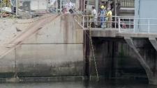 Annapolis Royal tidal dam