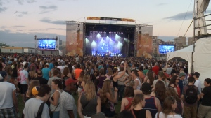 Bluesfest organizers say if you want to do this this summer, stay inside this spring.
