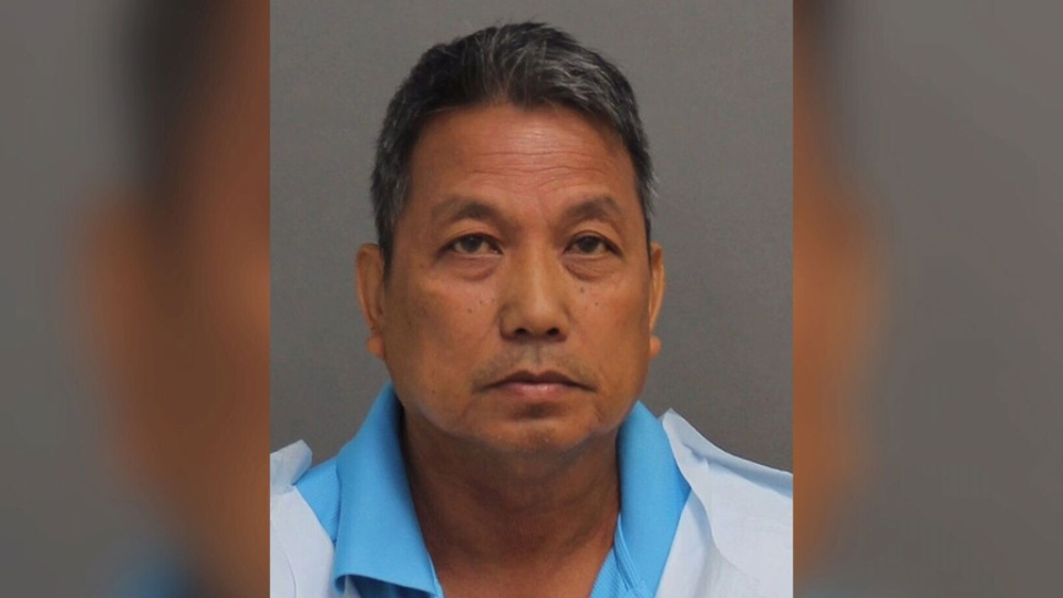 Danilo Alcala, 61, is shown in a Toronto Police Service photo.
