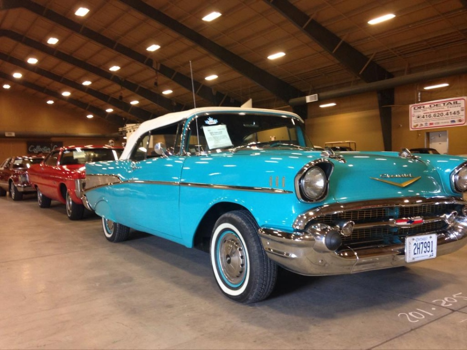 Almost 100 cars up for bid at Chatham classic car auction | CTV ...