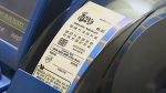 No winning ticket was sold for last night's $55 million grand prize.