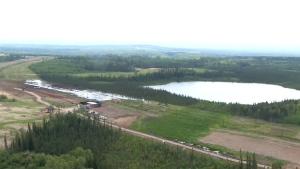 Nexen oil spill near Fort McMurray