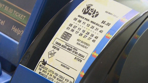 Winning Lottery Ticket Sold In London