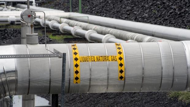 LNG pipeline