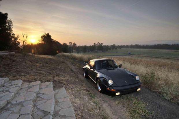 Steve McQueen's 1976 Porsche 911