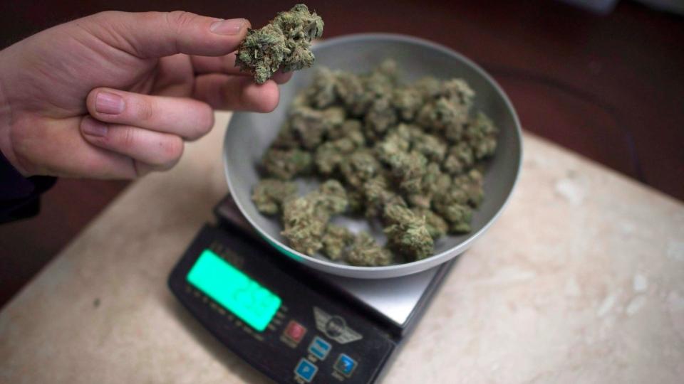 Medical marijuana dispensary in Vancouver